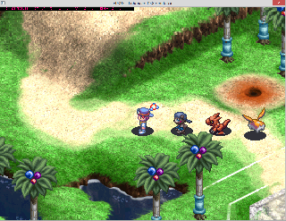 Screenshot Thumbnail / Media File 1 for Digimon World 2003 (E)