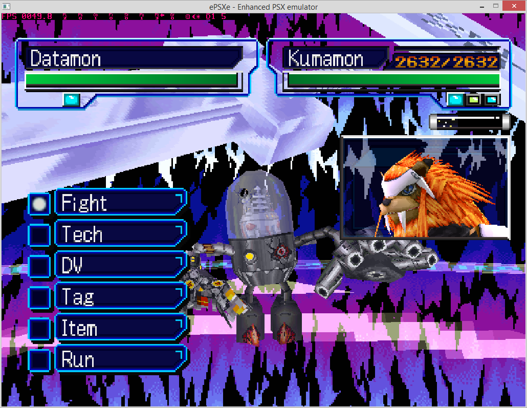 Screenshot Thumbnail / Media File 5 for Digimon World 2003 (E)