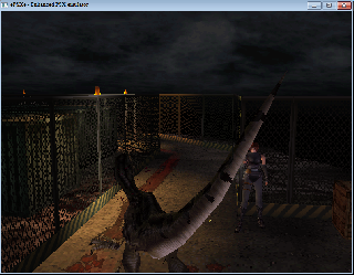 Screenshot Thumbnail / Media File 1 for Dino Crisis (E)