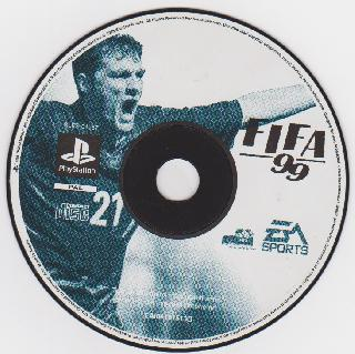 Screenshot Thumbnail / Media File 1 for FIFA 99 (I)
