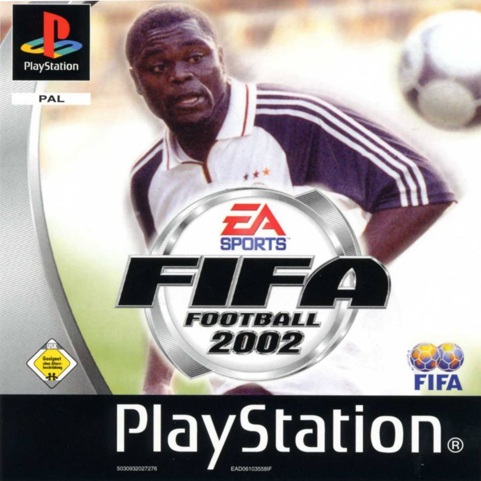 Fifa 2000 Cover For fifa football 2002 (g)
