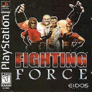 Screenshot Thumbnail / Media File 1 for Fighting Force (E)