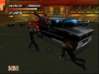 Screenshot Thumbnail / Media File 1 for Fighting Force (E)