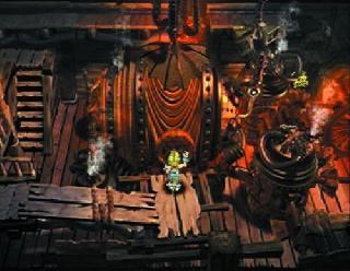 Screenshot Thumbnail / Media File 1 for Final Fantasy IX (E) (Disc 2)