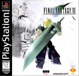 Screenshot Thumbnail / Media File 1 for Final Fantasy VII (E) (Disc 1)