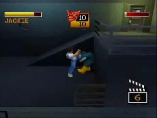 Screenshot Thumbnail / Media File 1 for Jackie Chan Stuntmaster (E)