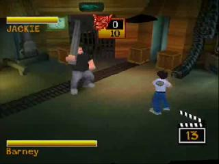 Screenshot Thumbnail / Media File 1 for Jackie Chan Stuntmaster (E)