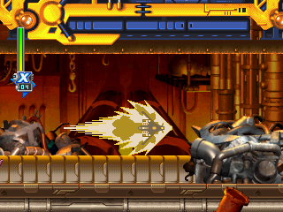 Screenshot Thumbnail / Media File 1 for Mega Man X6 (E)