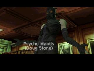 Screenshot Thumbnail / Media File 1 for Metal Gear Solid (E) (Disc 2)
