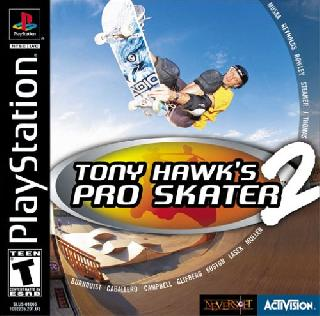 Screenshot Thumbnail / Media File 1 for Tony Hawk's Pro Skater 2 (E)