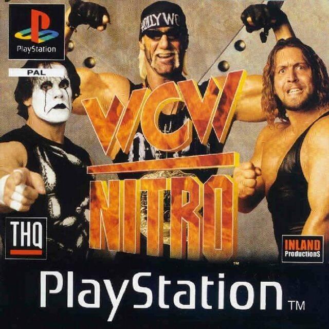 WCW Nitro (E) ISO