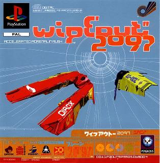 Screenshot Thumbnail / Media File 1 for WipEout 2097 (E)