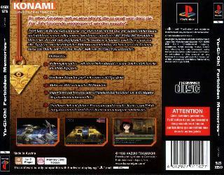 Screenshot Thumbnail / Media File 1 for Yu-Gi-Oh! - Forbidden Memories (G)