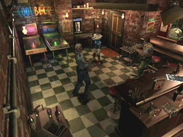 Screenshot thumbnail media file 9 for resident evil 3 nemesis e