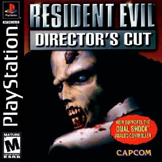 Screenshot Thumbnail / Media File 1 for Resident Evil - Director's Cut (E)