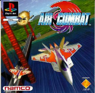 Screenshot Thumbnail / Media File 1 for Ace Combat (J)