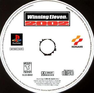 Screenshot Thumbnail / Media File 1 for World Soccer Winning Eleven 2002 (Japan)