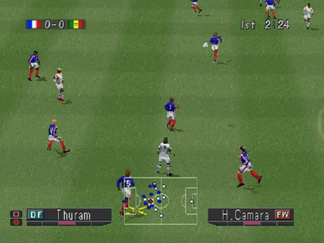 World Soccer Winning Eleven 2002 Japan Iso Sony Playstation  picture wallpaper image