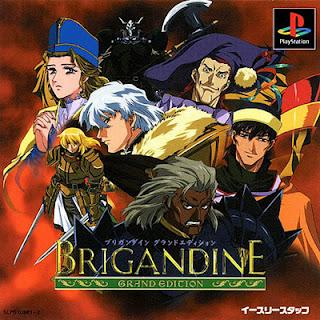 Screenshot Thumbnail / Media File 1 for Brigandine - Grand Edition (Japan) (Disc 1)