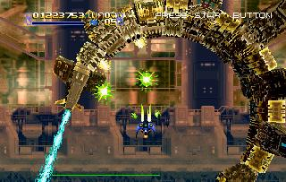 Screenshot Thumbnail / Media File 1 for Radiant Silvergun (J)