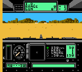 Screenshot Thumbnail / Media File 1 for Battletank (USA)