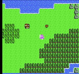Screenshot Thumbnail / Media File 1 for Dragon Warrior IV (USA)