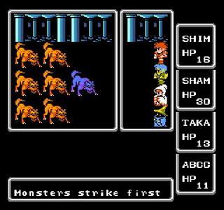 Screenshot Thumbnail / Media File 1 for Final Fantasy (USA)