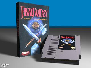 Screenshot Thumbnail / Media File 1 for Final Fantasy (USA)