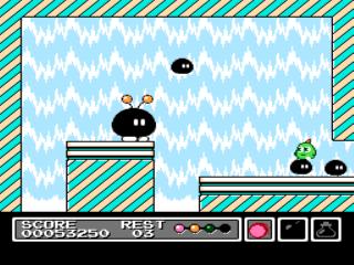 Screenshot Thumbnail / Media File 1 for Gimmick! (Japan)
