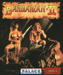 Screenshot Thumbnail / Media File 1 for Barbarian II - The Dungeon of Drax