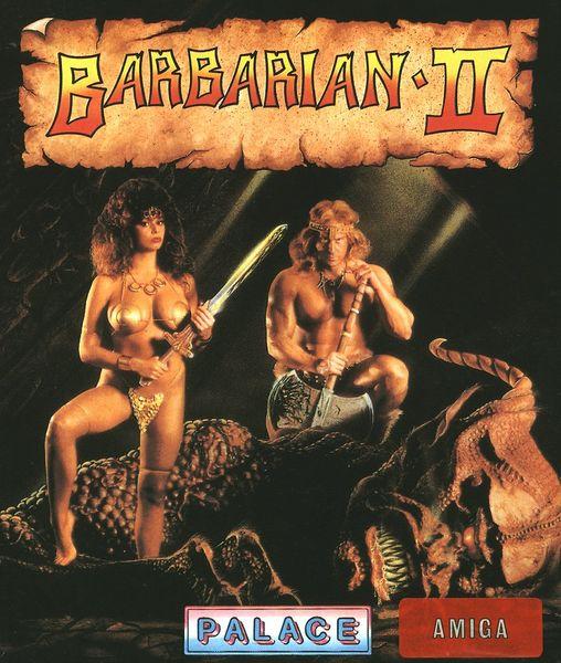 Barbarian II - The Dungeon of Drax ROM
