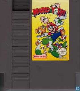 Screenshot Thumbnail / Media File 1 for Mario & Yoshi (Europe)