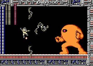 Screenshot Thumbnail / Media File 1 for Mega Man (USA)