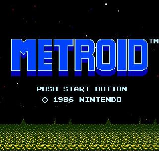 Screenshot Thumbnail / Media File 1 for Metroid (USA)