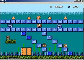 Screenshot Thumbnail / Media File 1 for Moai Kun (Japan)