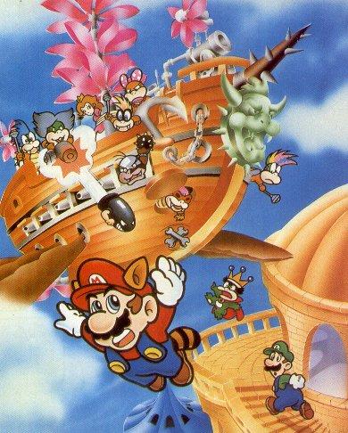 Super Mario Bros 3 Usa Rom