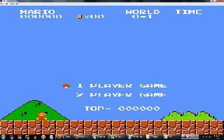 Screenshot Thumbnail / Media File 1 for Super Mario Bros. (Europe) (Rev 0A)