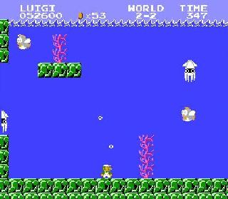 Screenshot Thumbnail / Media File 1 for Super Mario Bros. (Japan, USA)