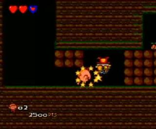 Screenshot Thumbnail / Media File 1 for Bonk III - Bonk's Big Adventure (USA)