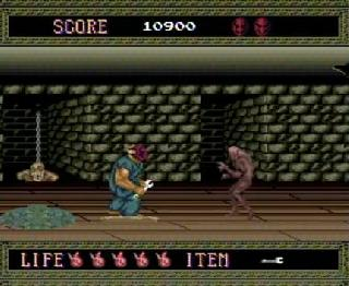 Screenshot Thumbnail / Media File 1 for Splatterhouse (USA)