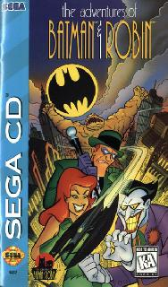 Screenshot Thumbnail / Media File 1 for Adventures Of Batman & Robin (U)