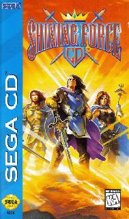 Screenshot Thumbnail / Media File 1 for Shining Force CD (U)