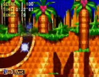 Screenshot Thumbnail / Media File 1 for Sonic CD (U)