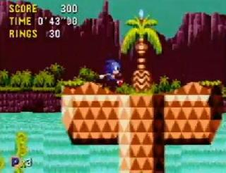 Screenshot Thumbnail / Media File 1 for Sonic CD (U)