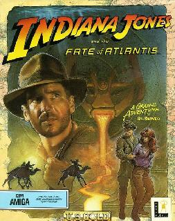 Screenshot Thumbnail / Media File 1 for Indiana Jones and the Fate of Atlantis - The Graphic Adventure