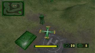 Screenshot Thumbnail / Media File 1 for Army Men Air Combat The Elite Missions