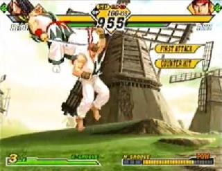 Screenshot Thumbnail / Media File 1 for CAPCOM VS SNK 2 EO