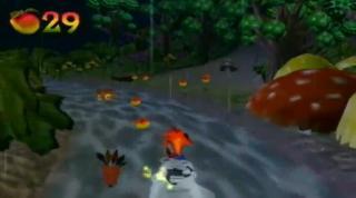 Screenshot Thumbnail / Media File 1 for Crash Bandicoot The Wrath Of Cortex
