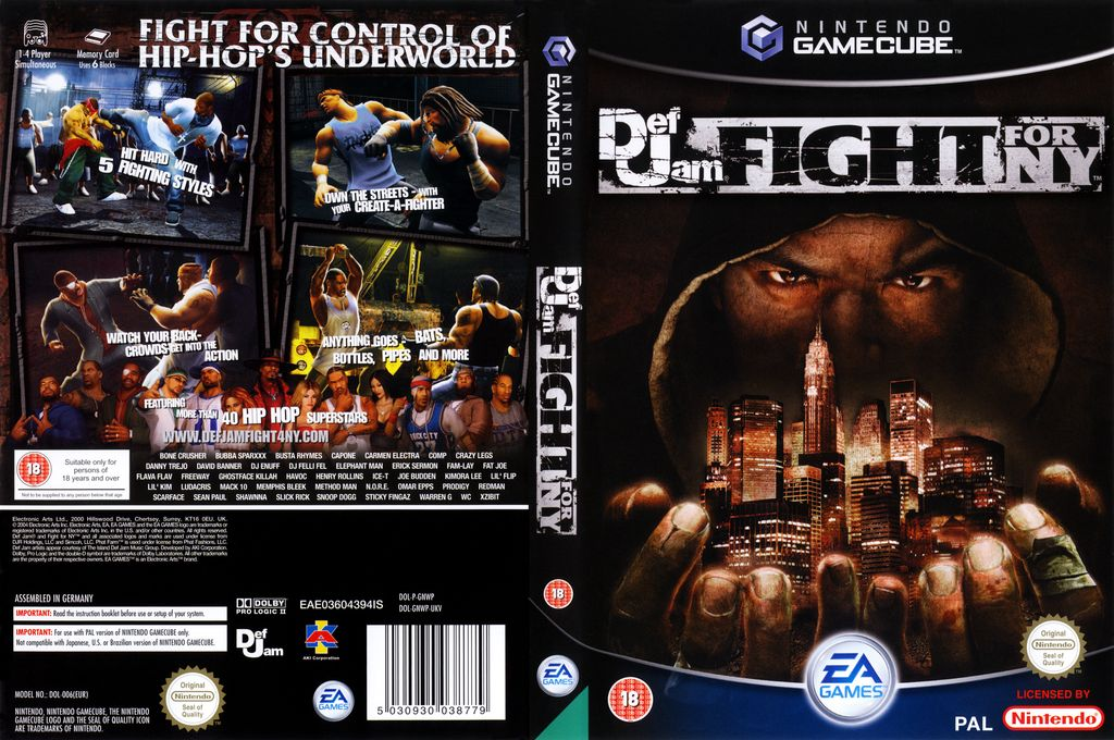 Def Jam Fight For Ny Pc Torrent