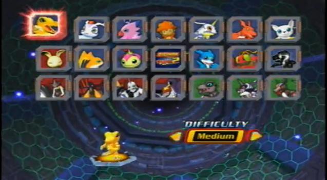 Screenshot Thumbnail / Media File 2 for Digimon Rumble Arena 2